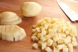 Ломтики картофеля можно получить из