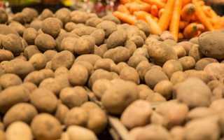 Хранение картофеля зимой в погребе или на балконе