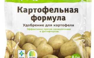 Картофельная формула от проволочника и фитофтороза ЛЮКС  — отзывы, описание
