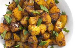 Калорийность картофеля: вареного, жареного, запеченного, тушеного