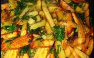 Как жарить картошку на сковородке – все секреты технологии
